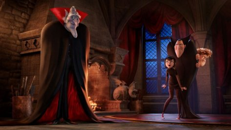 The Animated Film 'Hotel Transylvania' Will Become a TV Series